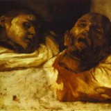 11. Géricault, Guillotined Heads, c1818-20