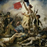 20. Delacroix, Liberty Leading the People, 1830